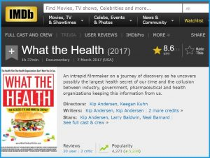 What The Health IMDB